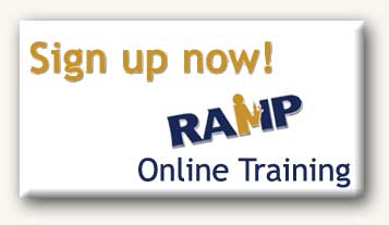 Sign up now for RAMP Online!